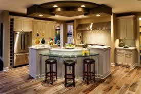 curved kitchen islands modern kitchen designs with curved islands rounded kitchen island