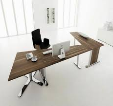 L Shaped Modern Desk by Home Design Modern L Shaped Office Desk Ideas Room Designs