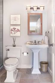 decorating a small bathroom with no window home design small