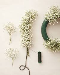wedding garland fabulous wedding garland diy diy ba39s breath wedding garland
