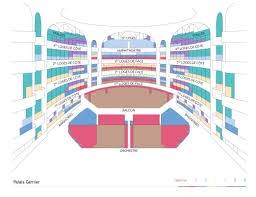 Sound Academy Floor Plan Palais Garnier Paris Upcoming Classical Events
