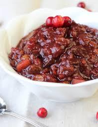 nana s cranberry chutney american heritage cooking
