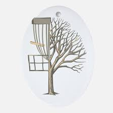 disc golf ornament cafepress