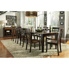 bainbridge 9 pc dining set