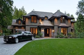 luxury style homes luxury traditional style house in vancouver home decoratings and diy
