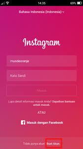 cara membuat akun instagram secara online cara daftar dan buat akun instagram baru di hp musdeoranje net