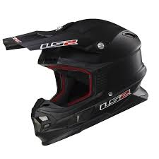 motocross bike helmets ls2 mx light matte black dirt bike helmet jafrum