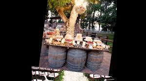 Backyard Country Wedding Ideas by Outdoor Country Wedding Decor Ideas Youtube