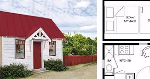 Home Design For 300 Sq Ft 6 Micro Floor Plans For Homes No Bigger Than 300 Square Feet