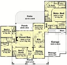 house plans with large bedrooms 228 best house plans images on house floor plans ranch