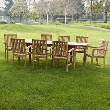 Lacks Outdoor Furniture by Teak Patio Furniture The Garden And Patio Home Guide
