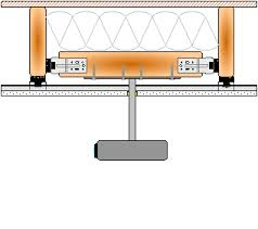 Projector Mount For Drop Ceiling by Soundproofing And Sound Isolation Products Products Decouple