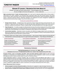 Leadership Resume Examples Solution Analyst Cover Letter