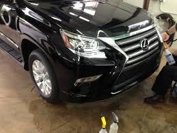 used lexus suv in st louis 2014 lexus gx460 auto bra 3m paint protection film st louis