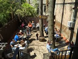 66 outdoor dining options in park slope