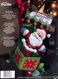 felt tree skirt kits applique bucilla jeweled felt applique