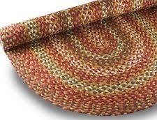 jute oval rustic primitive area rugs ebay