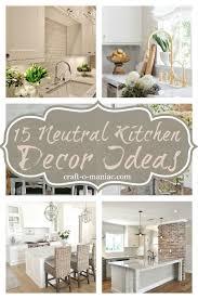 neutral kitchen ideas enchanting neutral kitchen pictures best ideas exterior oneconf us