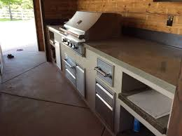 designing an outdoor kitchen the