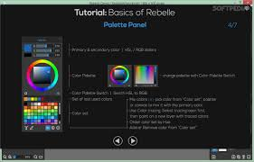 rebelle review digital painting tool that creates realistic