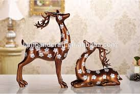 Home Decor Wholesale China 2016 Man And Horse Racing Statues For Scandinavian Home Decor