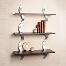 wall shelves amazon danya b black grain finish wide column wall shelf hayneedle