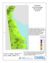 Delaware vegetaion images Windexchange delaware 30 meter residential scale wind resource map jpg