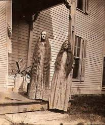 34 really creepy vintage photos that will give you nightmares