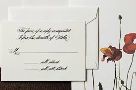 rsvp wedding how to correctly word your wedding rsvp card meldeen