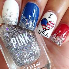 29 fantastic fourth of july nail design ideas usa nails nail