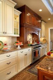 brown kitchen cabinets with backsplash baltic brown granite countertops texture and charm to the