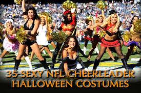 49ers Halloween Costume 35 Nfl Cheerleader Halloween Costumes Total Pro Sports