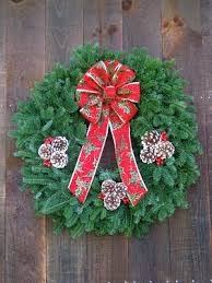 wreaths u0026 greenery werner christmas tree farm vermont christmas