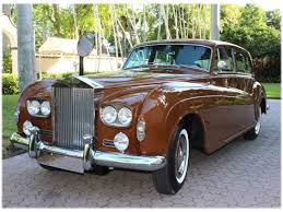 Rolls Royce Silver Cloud Interior Classic Rolls Royce Silver Cloud For Sale On Classiccars Com 36