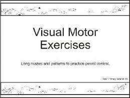 visual perceptual skills your kids ot