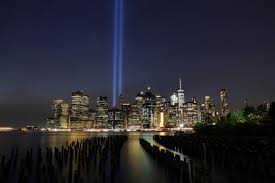 9 11 Memorial Lights The Tribute In Light Commemorates The 9 11 Anniversary