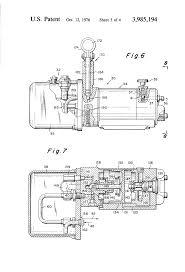 patent us3985194 tilt cab power stream and valve control
