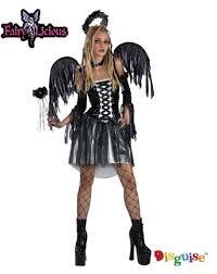 Girls Angel Halloween Costume Hottest Teen Halloween Costumes