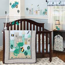 amazoncom happy animals piece baby crib bedding set by petit