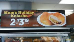 circle k s thanksgiving kolaches are gross as well as grossly
