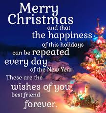 christmas message friends u2013 happy holidays