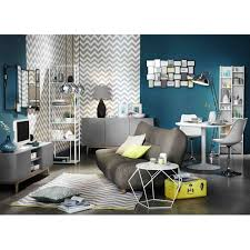 canape maisons du monde canapé clic clac 3 places gris coins salons and living rooms