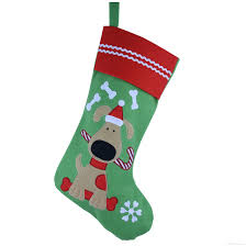 Outdoor Christmas Decorations Sale by 2016 Sale Lovely Embroidered Pets Pattern Christmas Stockings