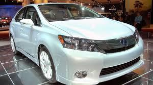 2010 lexus hs 250h premium luxury 2010 lexus hs 250h dedicated hybrid unveiled