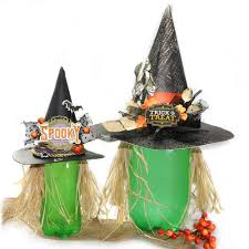 make a soda bottle witch for your halloween decor blitsy