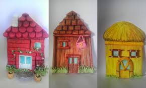 three houses three houses for three pigs cakecentral com