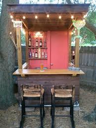 backyard bar photo pic bar backyard home decor ideas