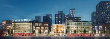 architecture firms plan london u0027s first purpose built design district