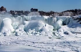 niagara falls froze 1911