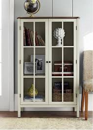 Small Glass Door Cabinet Living Room Glamorius Glass Door Cabinets Living Room Small